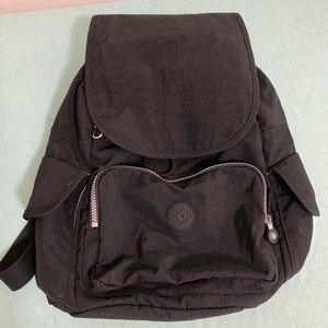 Kipling Black Backpack